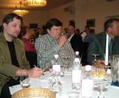 Václav Svoboda (uprostřed) se podělil o své názory...