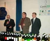 Úvod výstavy vín patřil slavnostnímu vyhlášení výsledků