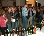 Divadélko pod věží, dějiště výstavy vín, bylo atraktivní volbou...