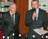 Slavnostnímu vyhlášení výsledků Cuvée 2009 Ostrava