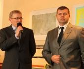 Radim Beneš (vpravo), ředitel Clarion Congress Hotelu Ostrava