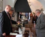 ...ale také vinařů z Moravy, než v letech minulých