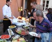 Gastronomická nabídka předčila očekávání