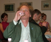 ...na předložená vína podobně jako John Law Baker