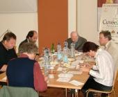 Mezi porotci byli paritně zastoupeni enologové i vinní žurnalisté a poučení laici.