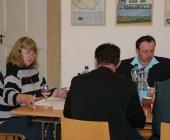Diskusní způsob hodnocení nezklamal - o víně se hovořit musí a tečka