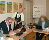 Komisi červených vín vedl prof. Fedor Malík